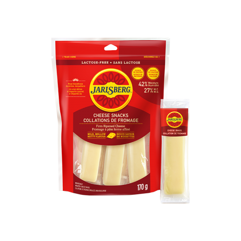 Collations de fromage Jarlsberg